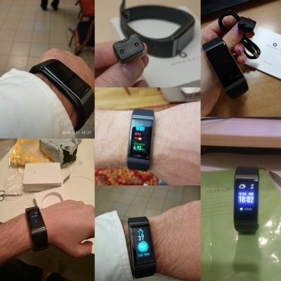 FIFY STORE Bracelet connecté AMAZFIT COR Bluetooth Monitor