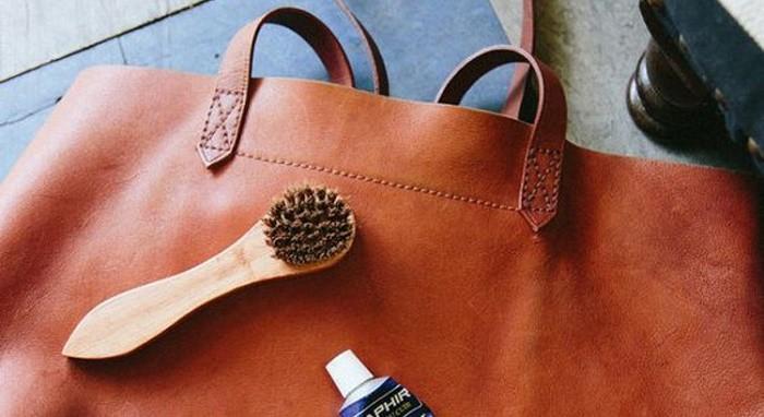 Comment entretenir un sac en cuir?